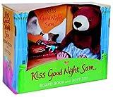 Kiss Good Night, Sam (Book & Toy)