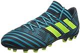 Adidas Nemeziz 17.3 AG, Botas de Fútbol para Hombre, Azul (Tinley/Amasol/Azuene), 42 2/3 EU