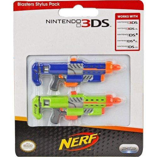 Nerf Blaster Stylus 2Stück für Nintendo 3DS