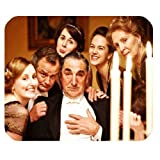Rubber Mouse Pad/Mat, Downton Abbey Mouse Pads, Office Products