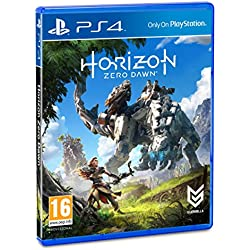 Sony Entertainment Horizon Zero Dawn