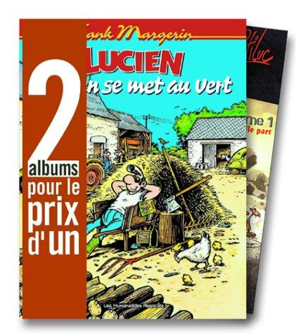 2 albums pour le prix d'1 : Lucien, tome 5 + Rat's, tome 1 en cadeau