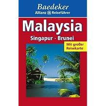 Baedeker Allianz Reiseführer Malaysia, Singapur, Brunei