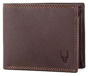 WildHorn Brown Men's Wallet (WH2010)