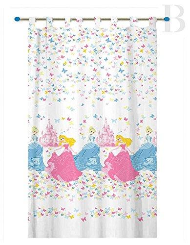 Caleffi disney pannello tenda princess mis.150x300 dis.e col. come foto