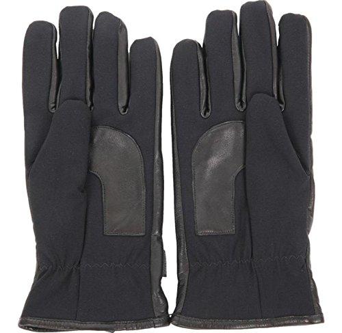 Preisvergleich Produktbild PAUL&SHARK Lederhandschuhe I16P7202 Black Size:T9 T9 schwarz