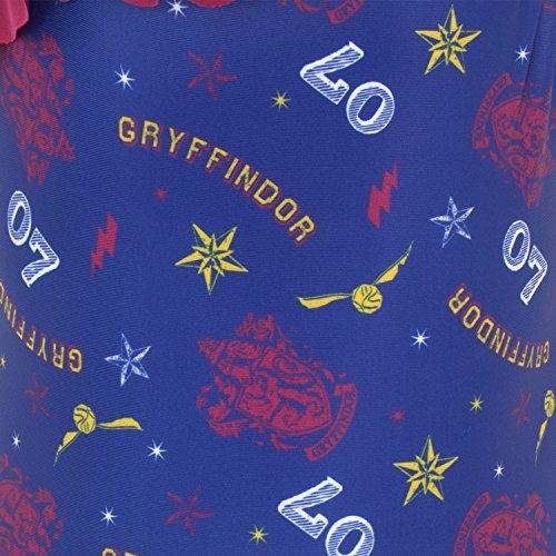 51QY8rseqLL - Harry Potter - Bañador para niña - Gryffindor - 8 - 9 Años