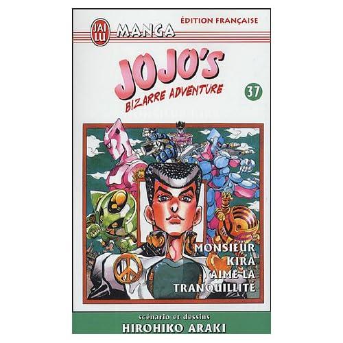 Jojo's Bizarre Adventure, Tome 37 : Monsieur Kira aime la tranquillité