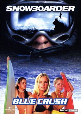 Coffret Glisse 2 DVD : Blue crush / Snowboarder