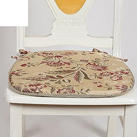 alti cuscini a forma di ferro di cavallo/ cuscino per