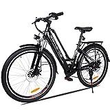 Beautytalk 26 Zoll Elektrofahrrad E-bike E-Mountainbike 35km