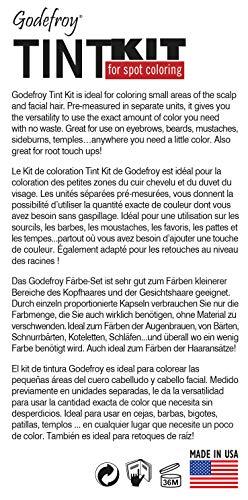 Godefroy Kit de tinta color marr/ón claro