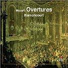 Mozart:Overtures