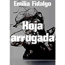 Hoja arrugada (Spanish Edition)