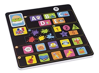 Cefa Toys - Mi primer tablet (en español y ingles) (00414) por Cefa Toys