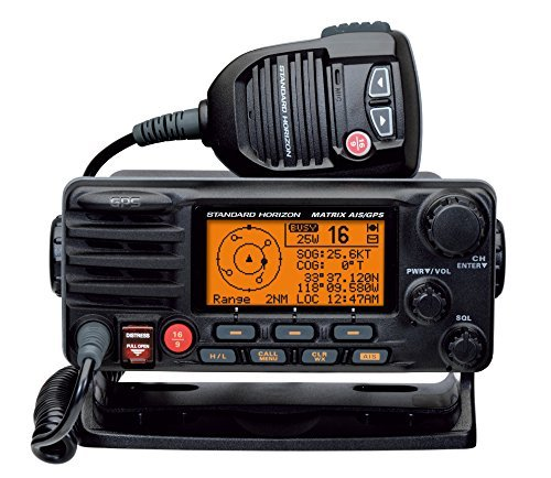 VHF fixe GX2200E Standard Horizon
