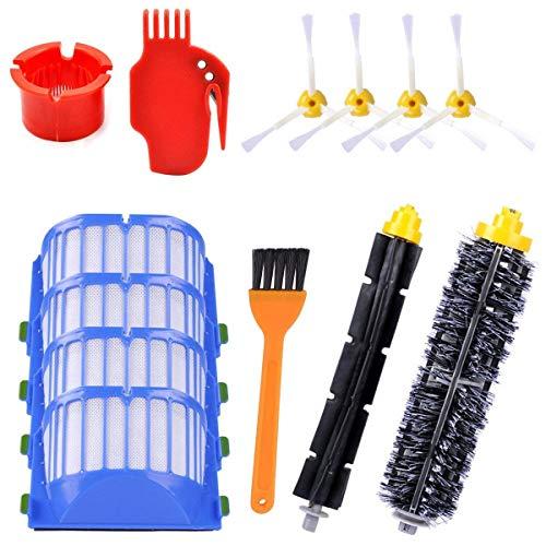 SODIAL Ersatz Teile Für Irobot Roomba 600 Serie 595 614 620 650 652 671 675 680 690 Roboter Vakuum Sauger
