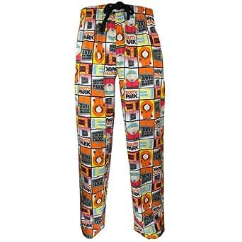 South Park Icon Pantalon Détente (Multicolore) - XXL