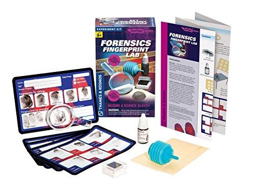 Forensics Fingerprint Lab (Ignition)