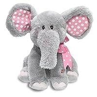 Cuddle Barn Animated Singing Plush Toy - Ellie the Elephant (CB4773)