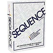 Toyzrin Sequence Board Challenging Card Game (Ages 7 and Above)
