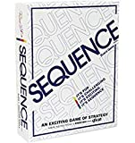 Sequence Board Game | Challenging Card Game for Ages 7 & Above Complete