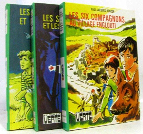 Les six compagnons et le cigare volant. par Paul-Jacques Bonzon