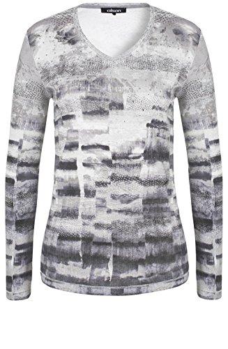 Olsen -  T-shirt - Donna Graphite