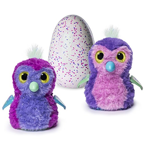 Spin Master 6037399  –  Hatchimals  –  Glitter Pengualas