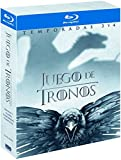 Game of Thrones (PACK JUEGO DE TRONOS TEMPORADA 3-4, Spanien Import, siehe Details für Sprachen)