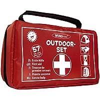 DocMed Erste Hilfe Set Outdoor, Reisen & Sport | Erstversorgung für Aktivitäten in der Natur preisvergleich bei billige-tabletten.eu