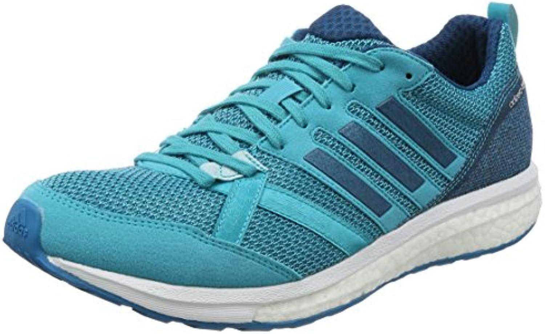adidas Herren Adizero Tempo 9 M Fitnessschuhe  Blau  43.3 EU