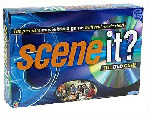 Szenerie It? The DVD Spiel