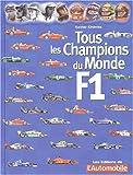 Tous les champions du monde de F1