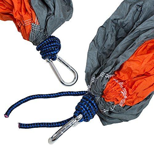 Hängematte,IntimaTe WM Heart Tragbar Parachute Haengematte Hängesessel, Hängematte Nylon - 2