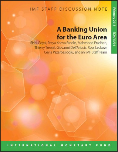A Banking Union for the Euro Area: 13