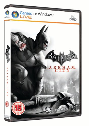 Batman Arkham City screenshot