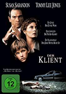 The Client [DVD] [1994]