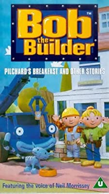 Bob The Builder: Pilchard's Breakfast And Other Stories [VHS] [1999] : everything 5 pounds (or less!)