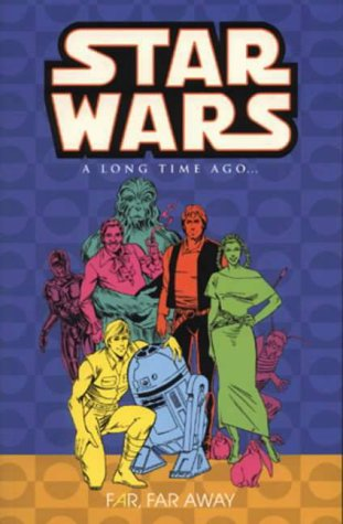 Star wars: a long time ago--. Far, far away