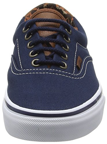 Vans Era 59, Baskets Basses Mixte Adulte Bleu (C&L)