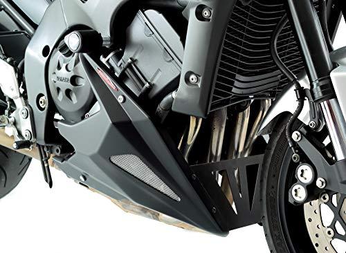Powerbronze - Quilla para moto Yamaha FZ-1N/FZ1000 FAZER 06-15, color negro mate...