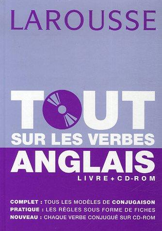 Tout sur les verbes anglais (1Cédérom) par Guillaume Desagulier, Pascale Leclercq