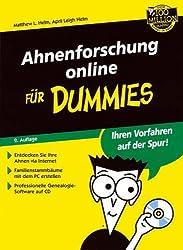 Ahnenforschung Online Fur Dummies (Für Dummies)
