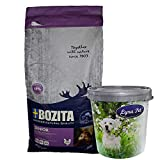 Bozita 11 kg Senior Premium fettarmes Hundefutter für ältere Hunde + Futtertonne Test