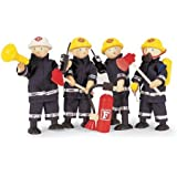 Pintoy Wooden Firefighters