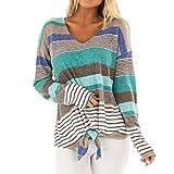 Damen Kurzarm T-Shirt Pullover Rundhals Spitze Tunika Top Lässige Oberteil Bluse Shirt