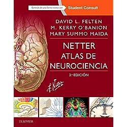 Netter. Atlas De Neurociencia Y Studentconsult - 3ª Edición