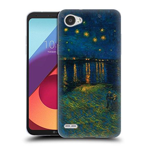 Offizielle Masters Collection Starlight Over The Rhone Bilder 2 Soft Gel Hülle für LG Q6 / Q6 Plus