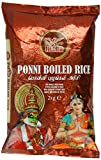 Heera Pooni Boiled Rice 2 kg (Pack of 5)